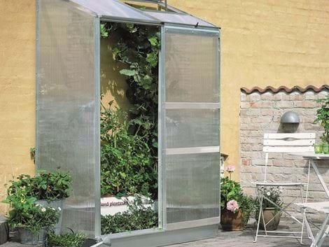 balkon gewaechshaus. Black Bedroom Furniture Sets. Home Design Ideas