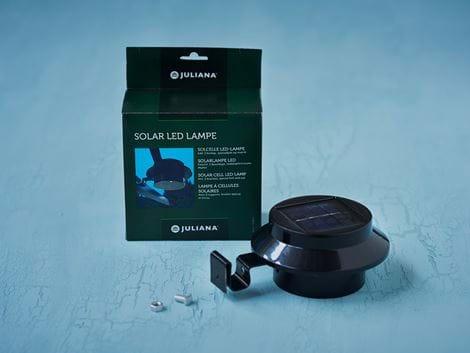 Solar LED-lampe