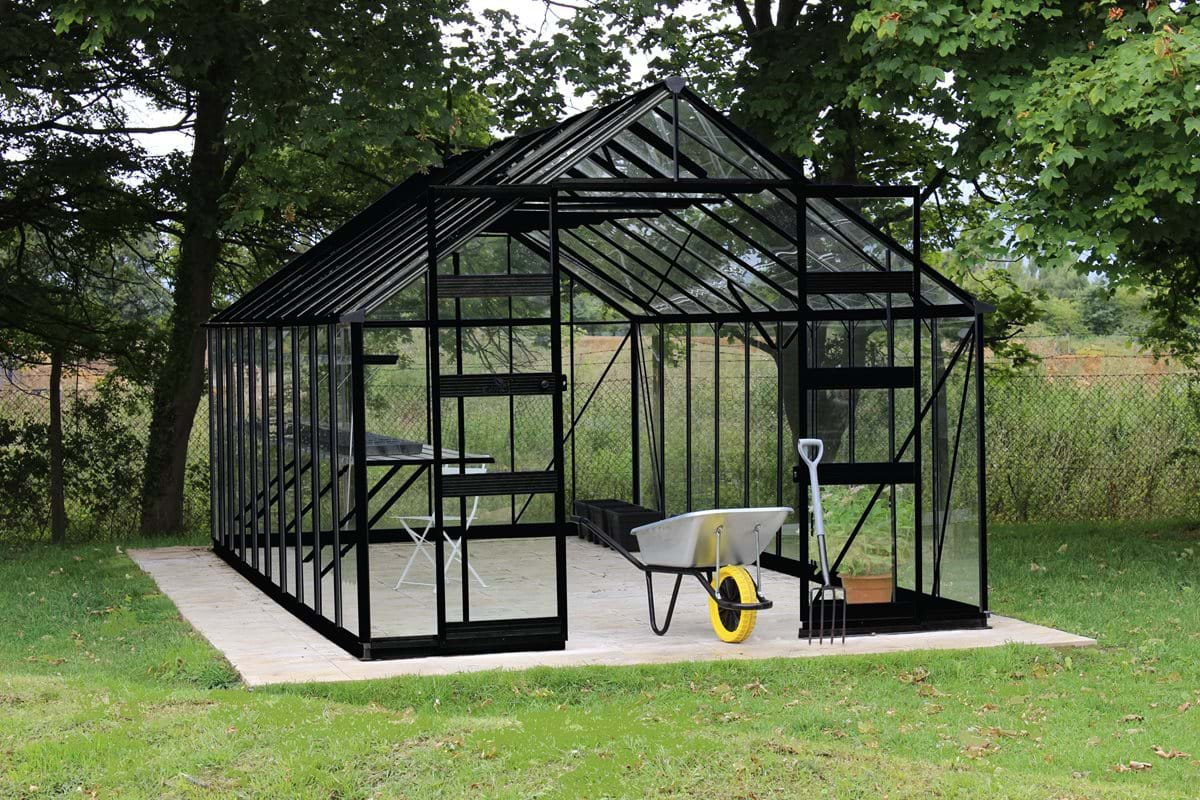 Eden Greenhouses - Functional greenhouses for the garden