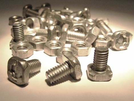 SQUARE HEAD NUTS & BOLTS