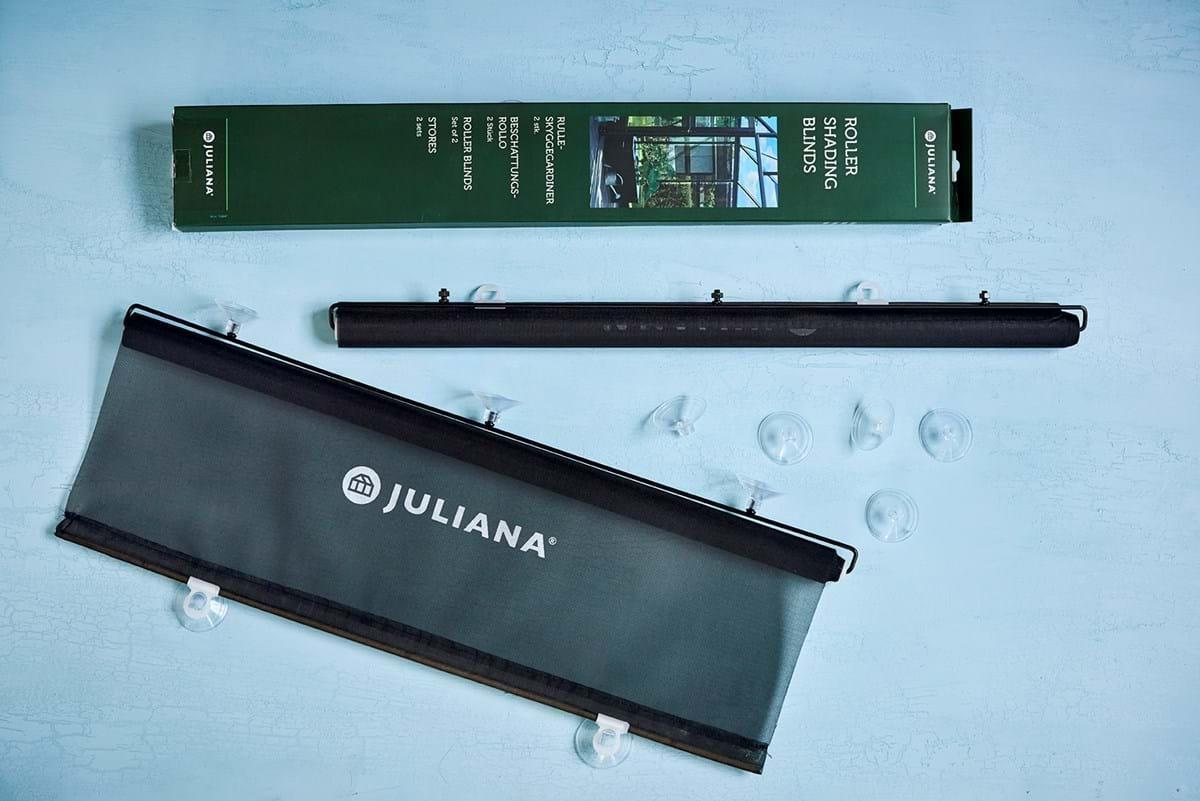 Smart Juliana rullegardiner | Drivhuscenter.dk KW56